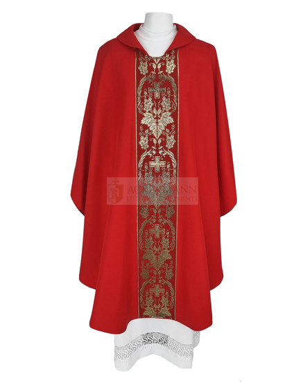 Gothic Chasuble model 001