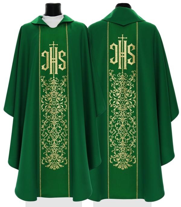 Gothic Chasuble model 049