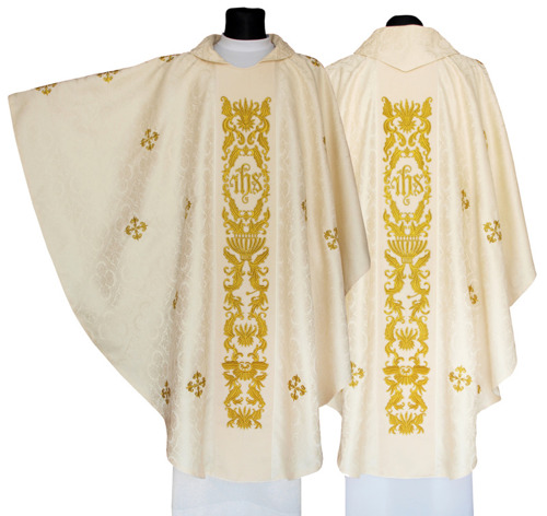 Gothic Chasuble  model 541