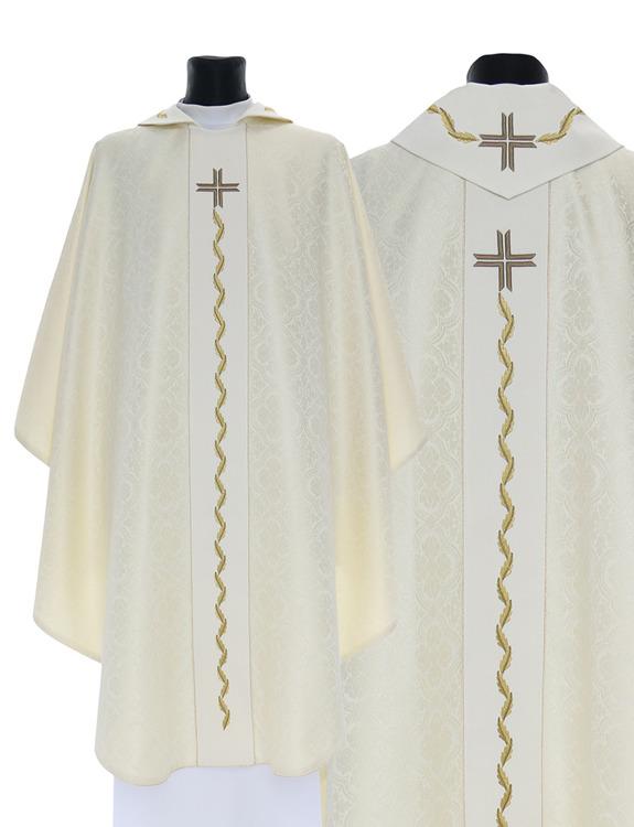 Gothic Chasuble model 743