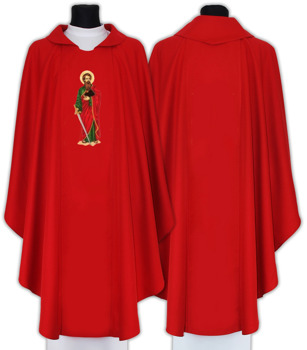 Gothic Chasuble St. Paul model 409