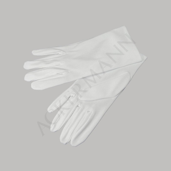 Ceremony Cotton White Glove