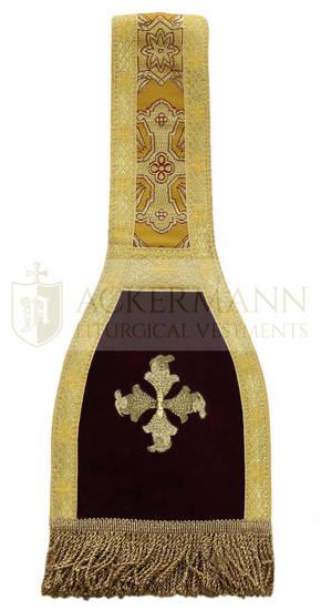 Gold Roman Chasuble