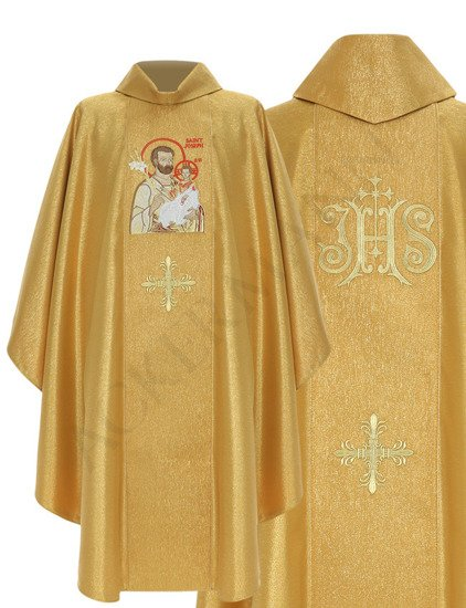 Gothic Chasuble Saint Joseph model 432