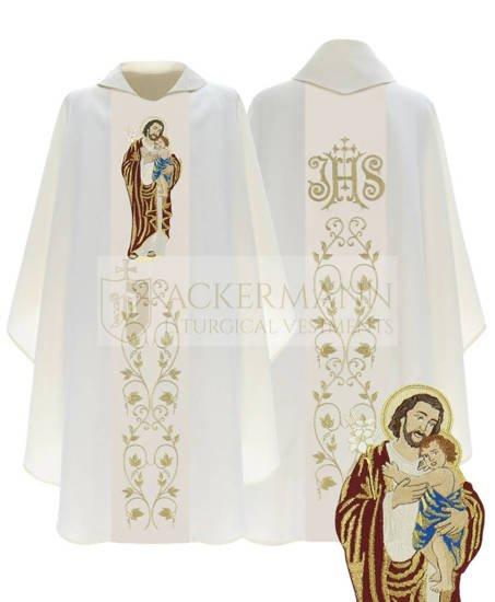 Gothic Chasuble Saint Joseph model 469