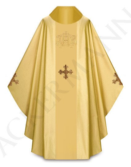 Gothic Chasuble Saint Martin de Porres model 431