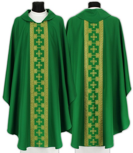 Gothic Chasuble model 017