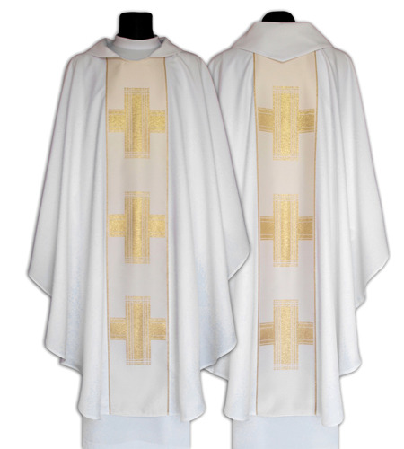 Gothic Chasuble model 040