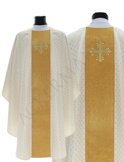 Gothic Chasuble model 754