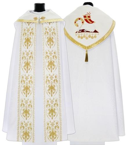 """Gothic Cope Lamb of God """"Agnus Dei"""" model 557"""