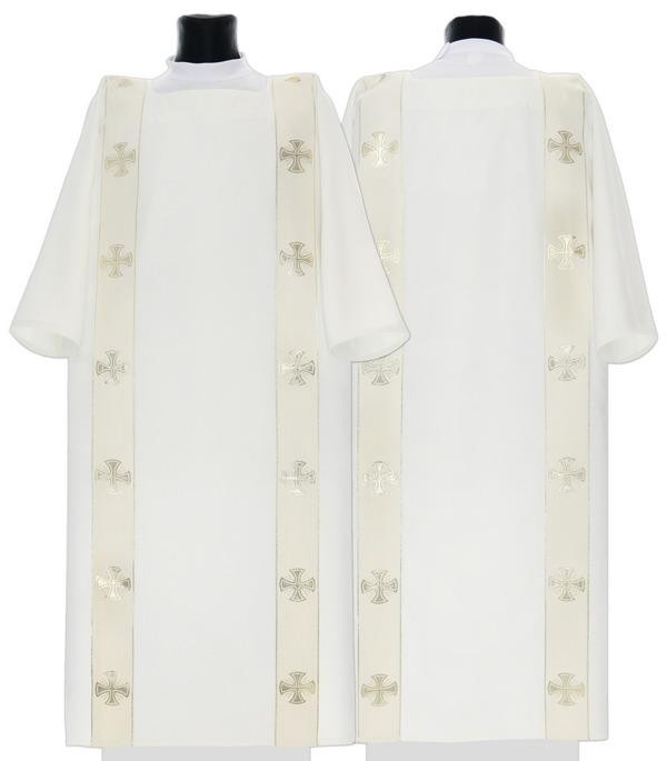 Gothic Dalmatic Maltese Crosses model 104