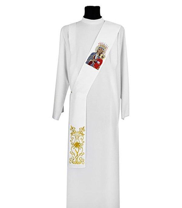 Marian Deacon Stole
