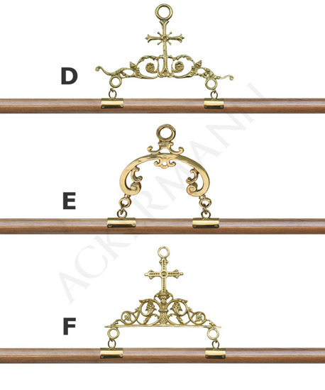 Processional Banner Stand for church BS-103