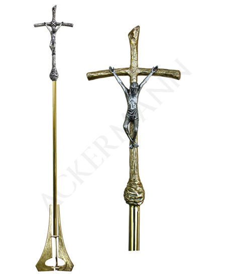Processional Cross Papal Cross design K04PK31