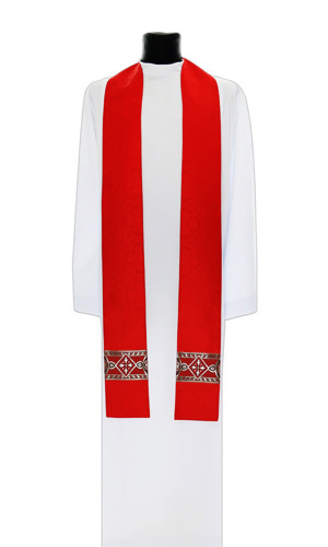 Semi Gothic Chasuble Holy Spirit model 212