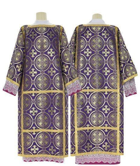St. Philip Neri style Dalmatic model 068