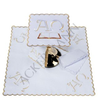 Altar linen ΑΩ