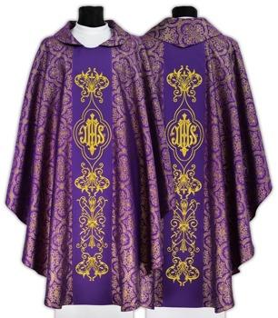 Gothic Chasuble model 528