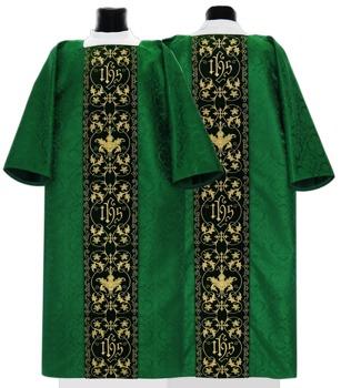 Green Gothic Dalmatic model 603