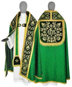Green Roman Cope model 674