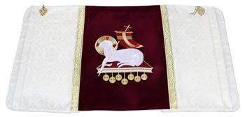 Humeral veil The Lamb of God model 601