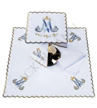 Marian Altar linen