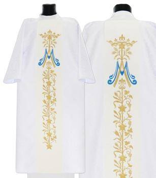 Marian Gothic Dalmatic model 581