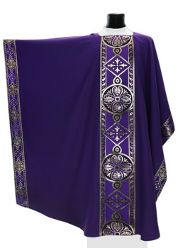 Monastic Chasuble model 013