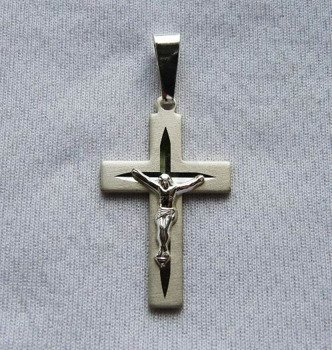 "Silver Cross ""diamond"""