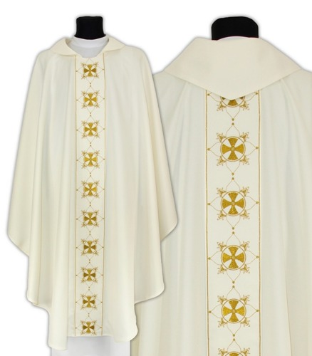 Gothic Chasuble model 570