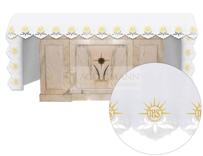 Altartücher IHS