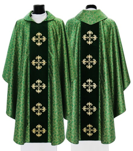 Gothic Chasuble model 559