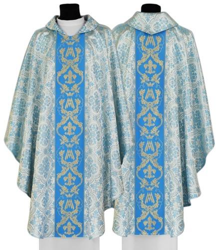 Marian Gotische Kasel #081
