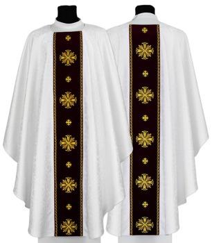 Gothic Chasuble model 632