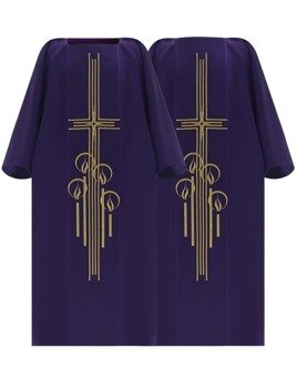 Gothic Dalmatic Advent model 527