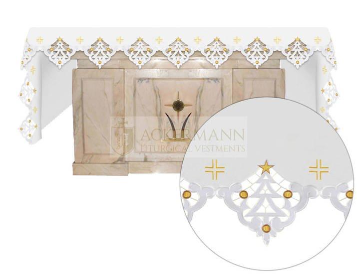 Tovaglia per Altare Midnight Mass
